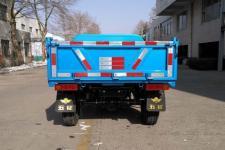 五征牌7YP-1750D型自卸三轮汽车图片