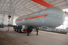 鲁征11.4米23.5吨3轴液化气体运输半挂车(ZBR9402GYQ)
