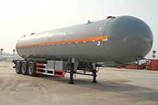 鲁征13米24.4吨3轴液化气体运输半挂车(ZBR9403GYQ)