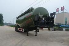 特运13米27.5吨3轴低密度粉粒物料运输半挂车(DTA9400GFL)