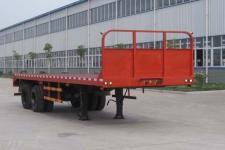 东风10米18.9吨2轴平板半挂车(EQ9240P)