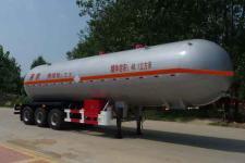 特运12米25吨3轴液化气体运输半挂车(DTA9400GYQ)