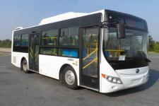 8.5米宇通城市客车
