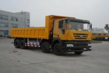 红岩牌CQ3316HTG426TB型自卸汽车