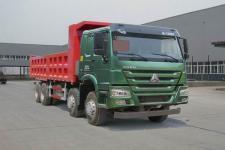 豪沃牌ZZ3317N2867E1型自卸汽车