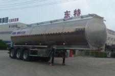特运11.7米33.4吨3轴铝合金食用油运输半挂车(DTA9400GSY)
