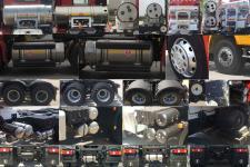 陕汽牌SX42584V384TLW型危险品牵引汽车图片