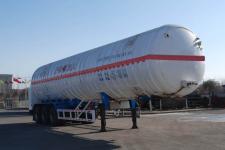 金碧13米23.5吨3轴低温液体运输半挂车(PJQ9404GDY)