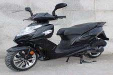 豪雅HY150T-2型两轮摩托车