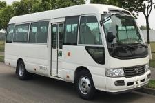 7米|19-20座柯斯达客车(SCT6705GRB53LY)