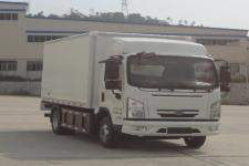比亚迪国二单桥纯电动厢式运输车204马力5吨以下(BYD5070XXYBEV)