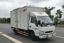 江铃汽车国五单桥厢式运输车116马力5吨以下(JX5044XXYXGQ2)