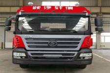 陕汽牌SX4250MB4W型危险品牵引汽车图片