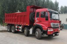 斯达-斯太尔前四后八自卸车国五310马力(ZZ3311N326GE1)