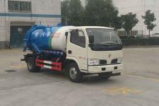 东风牌EQ5072GXWL型吸污车图片