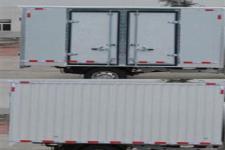 福田牌BJ5026XXY-AM型厢式运输车图片