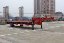 皖汽汽车10.5米13吨1轴低平板半挂车(CTD9180TDP)