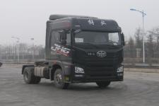 解放单桥平头柴油牵引车379马力(CA4180P25K24E5)