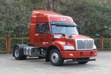 解放牌CA4180K2E5R7A90型半挂牵引汽车
