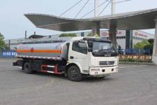 国五东风多利卡加油车