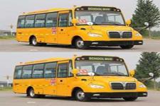 中通牌LCK6751D5XH型小学生专用校车图片2