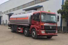 国五欧曼小三轴运油车价格15997903157