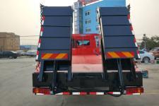 程力威牌CLW5162TPBC5型平板运输车图片