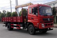 东风牌DFZ5160JSQSZ5D1型随车起重运输车图片