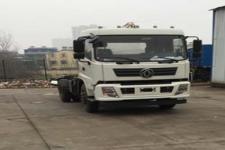 东风单桥危险品半挂牵引车316马力(EQ4180GD5D1)
