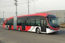 18米|26-50座广通纯电动铰接城市客车(GTQ6186BEVBT3)