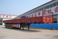 通广九州12.5米33吨3轴自卸半挂车(MJZ9400TZX)