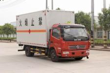EQ5080XRQ8BDBACWXP易燃气体厢式运输车