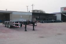 通广九州14米35.6吨3轴集装箱运输半挂车(MJZ9407TJZ)