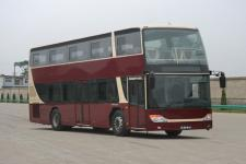 安凯牌HFF6110GS01DE5型双层城市客车图片