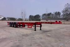 江淮扬天14米35吨3轴集装箱运输半挂车(CXQ9406TJZG)