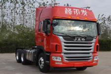江淮后双桥,后八轮牵引车350马力(HFC4251P1K5E33S3Q1V)