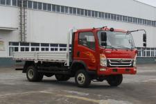 豪曼牌ZZ2048D27EB0型越野载货汽车