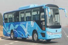 10.7米宇通纯电动客车