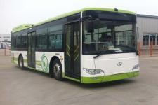 10.5米|19-40座金龙混合动力城市客车(XMQ6106AGCHEVN59)
