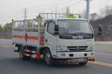 东风国五4米2气瓶运输车