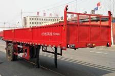 永康8.3米7.7吨1轴半挂车(CXY9100)