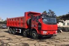 解放前四后八平头柴油自卸车国五324马力(CA3310P62K1L2T4E5)