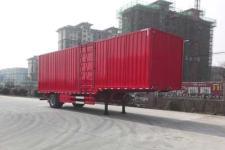 皖汽汽车9.8米13.5吨1轴厢式运输半挂车(CTD9180XXY)