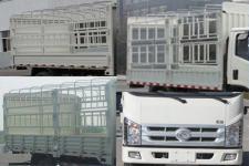 福田牌BJ2046Y7JDA-AC型越野仓栅式运输车图片