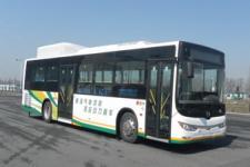 11.5米|20-41座黄海插电式混合动力城市客车(DD6120CHEV3N)