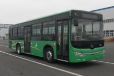 10.5米|18-35座黄海插电式混合动力城市客车(DD6109CHEV5N)