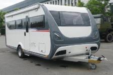 博微7米00.3吨1轴旅居挂车(CAJ9020XLJF)