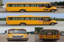 宇通牌ZK6745DX51型中小学生专用校车图片2