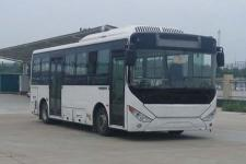 8米中通纯电动城市客车
