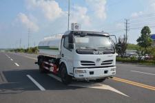 东风多利卡9吨洒水车价格